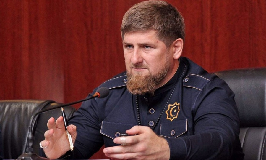 """Держись, я рядом: Кадыров бросился на защиту """"брата""""-депутата Слуцкого, обвиняемого в РФ в грязных сексуальных домогательствах"""