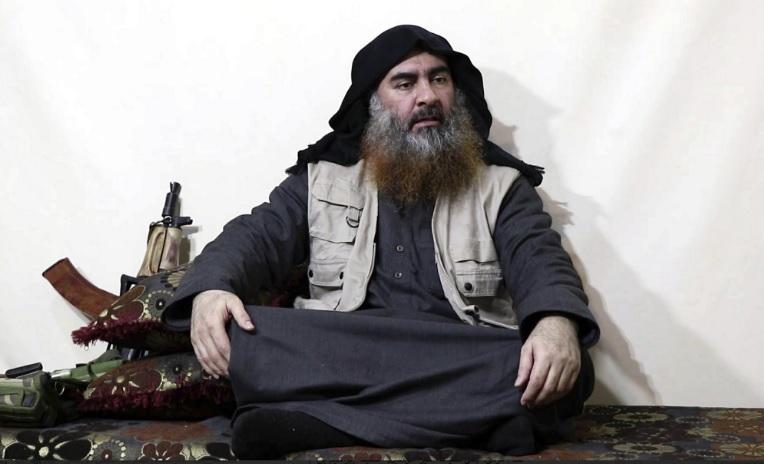 Лидер ИГИЛ Абу-Бакр-аль-Багдади впервые за пять лет появился на видео – кадры