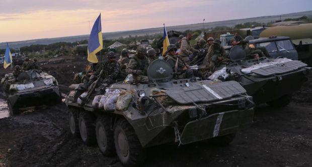 СНБО: Поставки боеприпасов и продовольствия 72 и 79 бригадам восстановлены