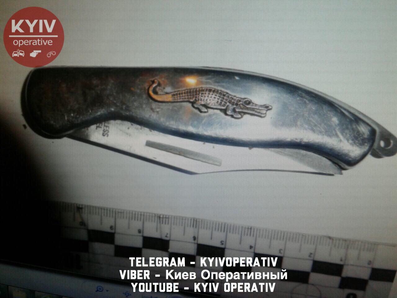 Очередное нападение на военного ВСУ в Киеве: юноша с ножевым ранением в тяжелом состоянии в больнице, полиция ищет свидетелей