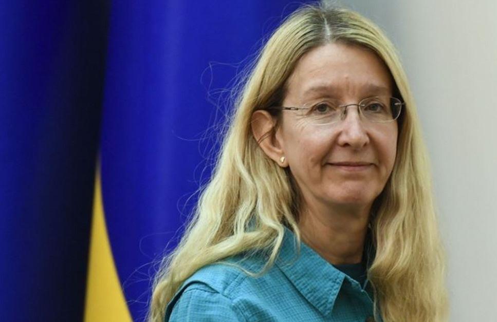 Украина, политика, кабмин, министр, супрун, увольнение, ответ