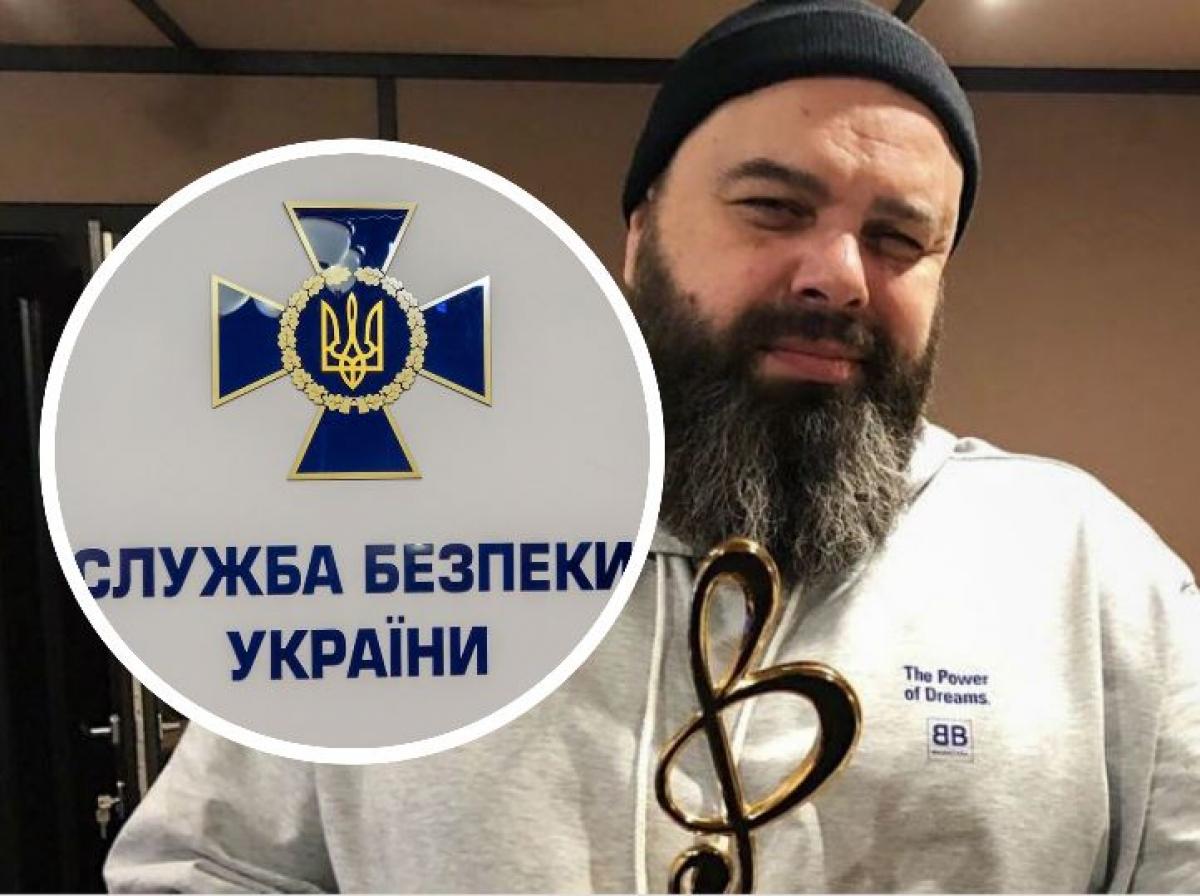 """СБУ запретила въезд в Украину Максиму Фадееву: """"Террористам вход запрещен"""""""