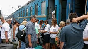 Уехать на поезде из Донецка в южном направлении уже невозможно
