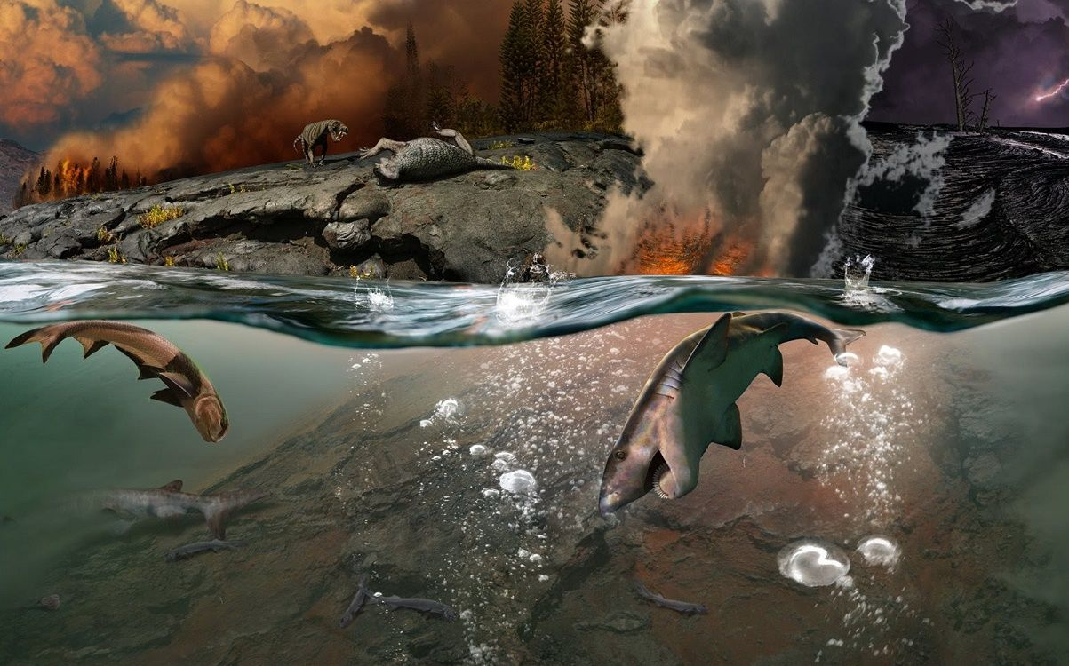Ученые нашли нового виновника катастрофы, едва не уничтожившей всю биологическую жизнь на планете Земля