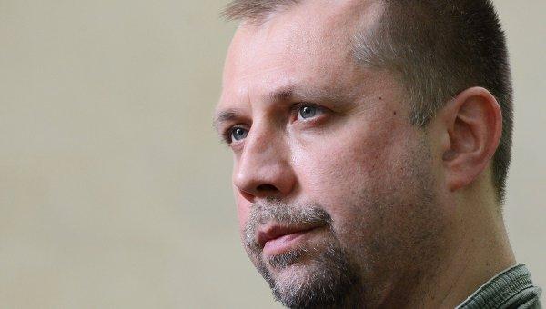 Бородай не бросает ДНР