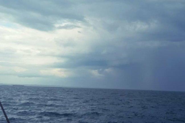 Украина, Одесса, новости, аномалия, Черное море, небо, всевидящее око, гигантский глаз, странный феномен, облака, природное явление, фото, кадры
