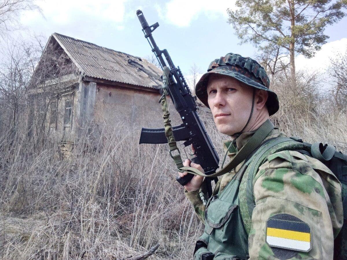 Жириновский выдвинул на выборы в Госдуму неонациста Антона Раевского от партии ЛДПР