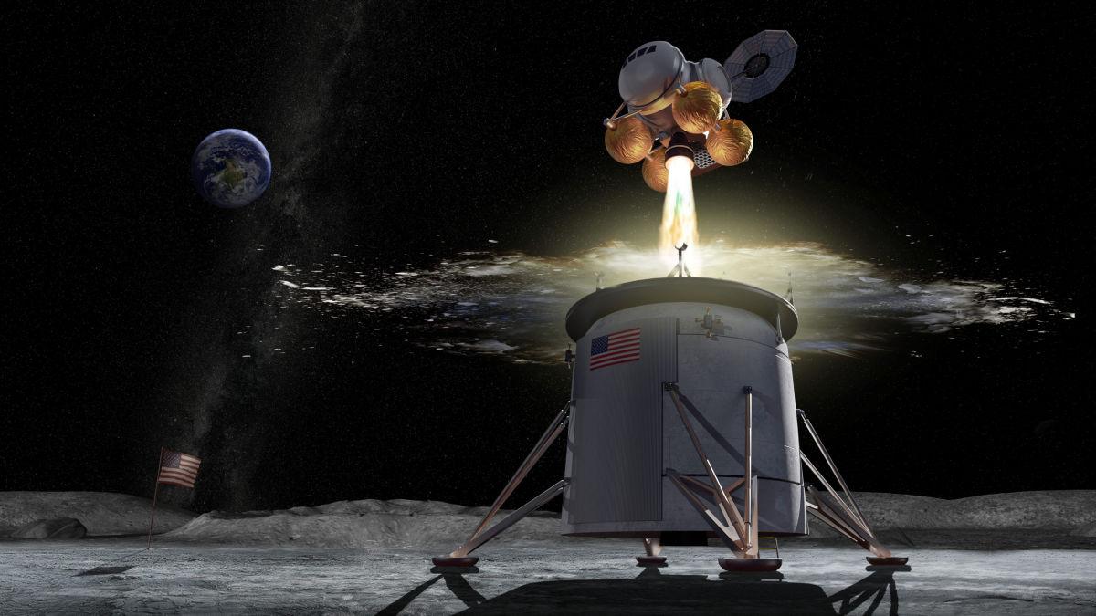 SpaceX получила контракт НАСА и отправит астронавтов на Луну на корабле Starship