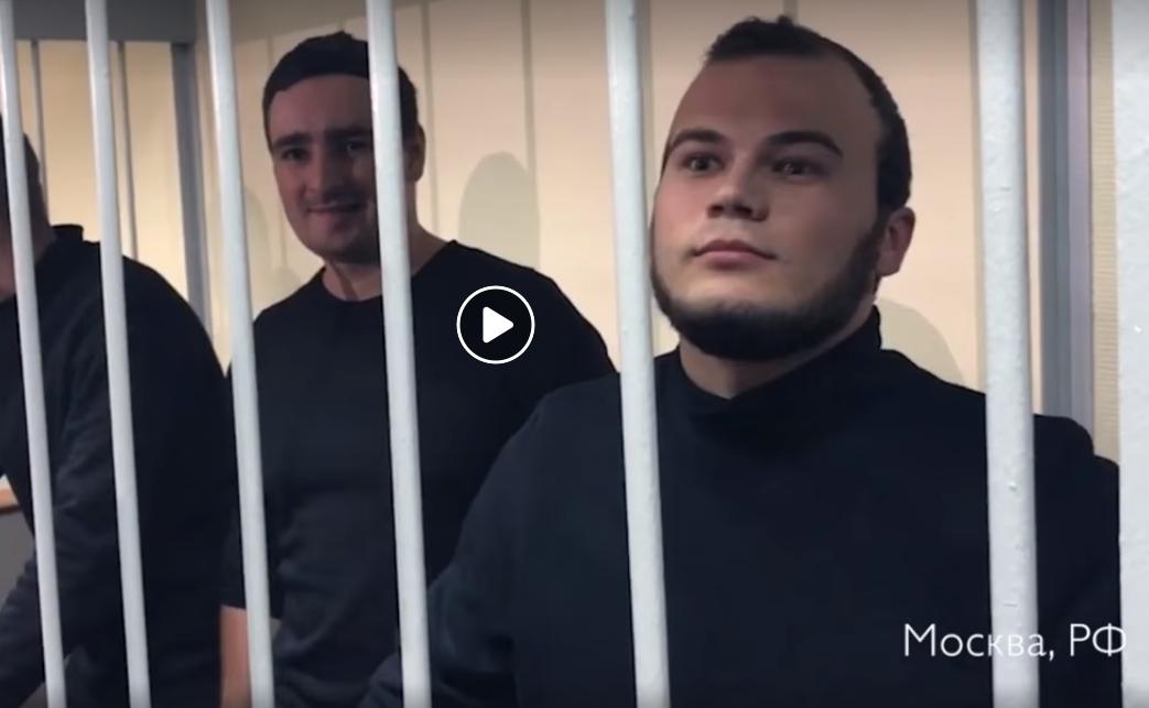 Россия, политика, агрессия, моряки, суд, яна капу,  Олег Мельничук, видео, украинский