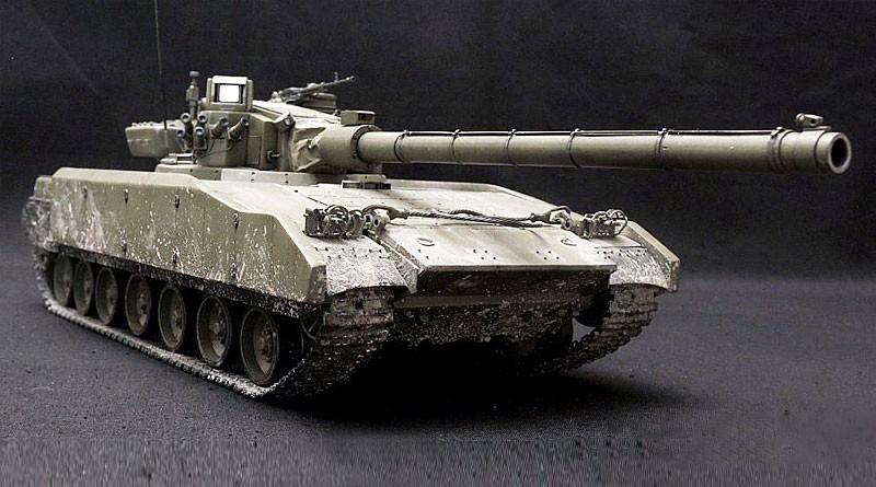 """В Украине будет разработан новый танк: Укроборонпром готов вернуть к жизни """"Объект 477"""" """"Нота"""""""