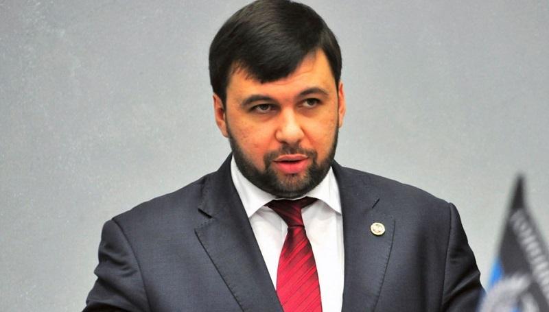 Террорист Пушилин заявил, что 'ДНР' всеми силами будет пытаться не допустить украинские СМИ к участию в выборах на Донбассе