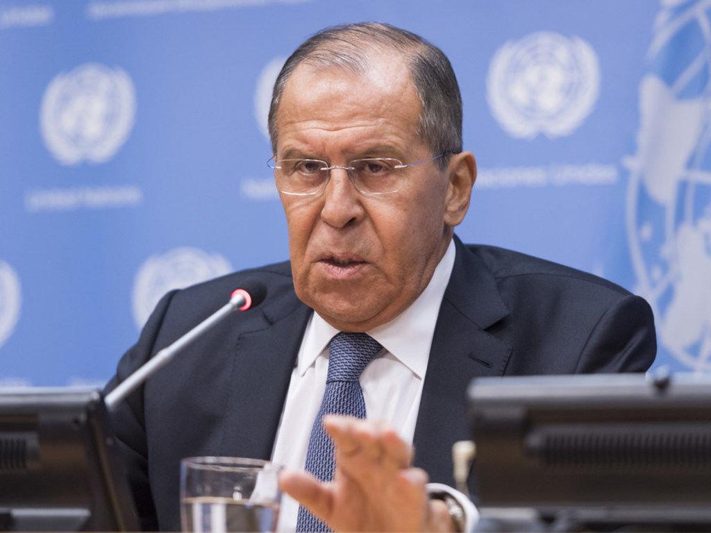 Лавров заговорил о разрушении Украины, напомнив предупреждение Путина
