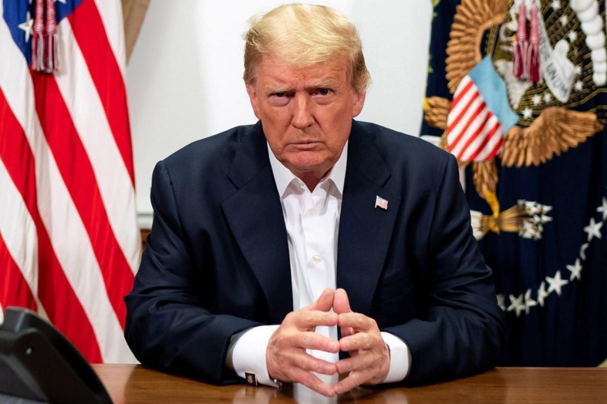 """Трамп спустя неделю признал поражение на выборах в США: """"Он победил"""""""