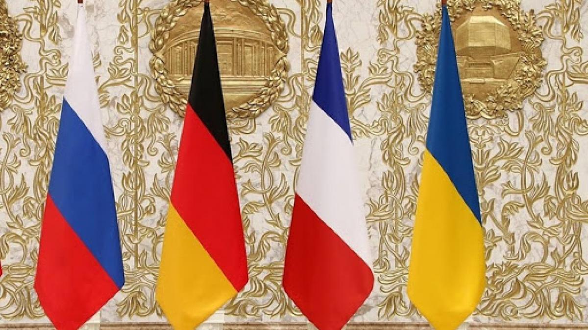 """В Украине анонсировали новую нормандскую встречу: """"Решения принесут мир на Донбасс"""""""