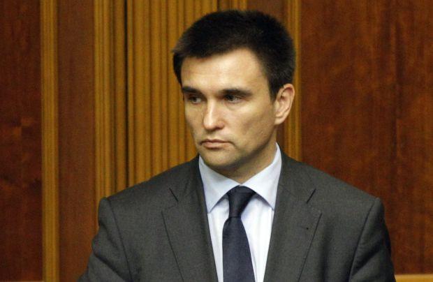 Павел Климкин: Было критически важно добиться от России эффективного контроля границы