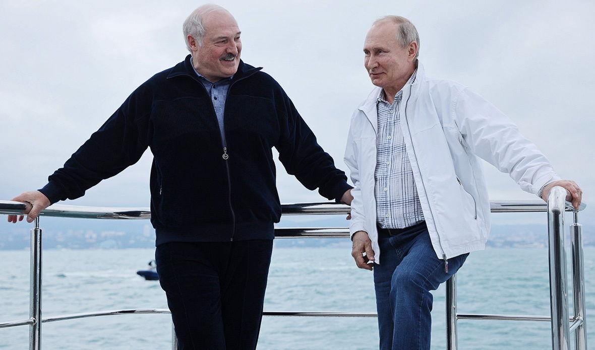"""Копытько о приглашении Путиным Лукашенко в Крым: """"Это билет в один конец"""""""