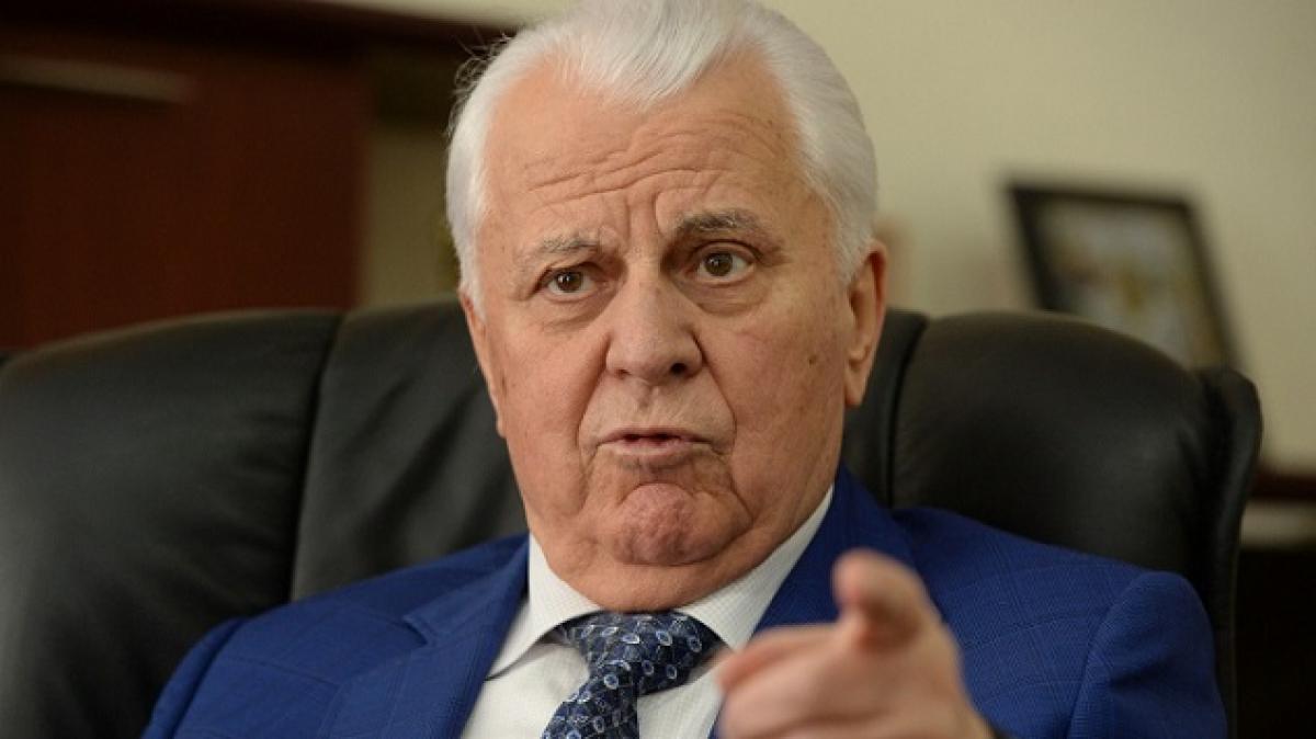 """Кравчук назвал главную ошибку Януковича: """"Убегать бы ему не пришлось"""""""
