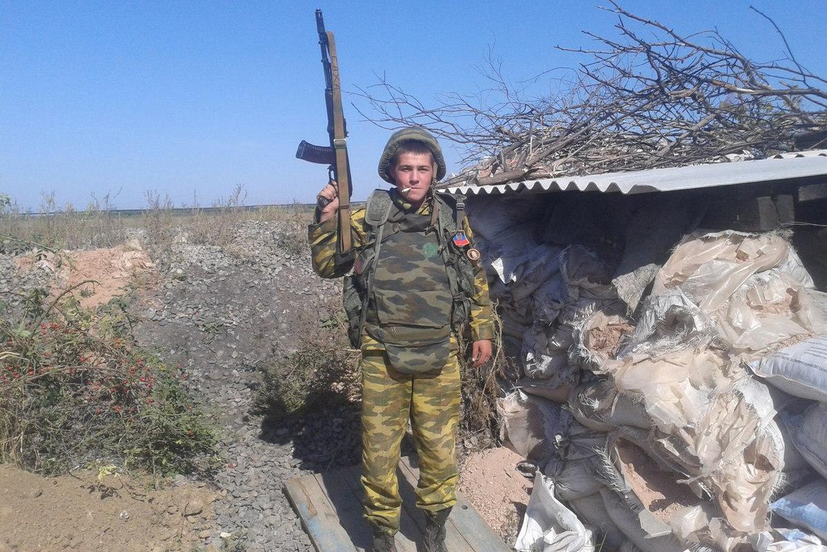 Опознан еще один опасный террорист из Горловки, ликвидированный бойцами ООС