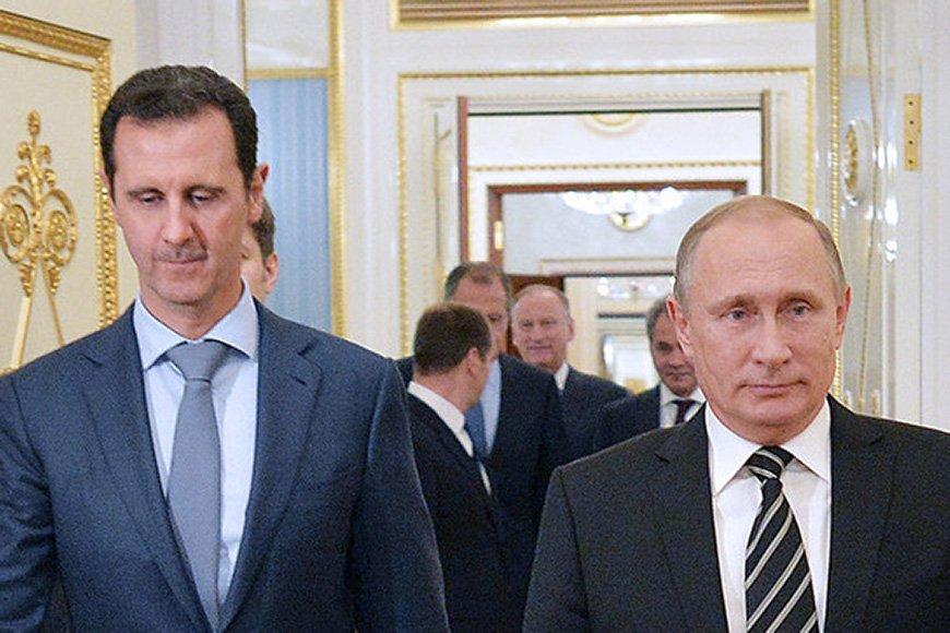 """Асад не сам додумался """"дернуть за усы спящего тигра"""" - Волох о причастности Путина к химатаке Думы"""