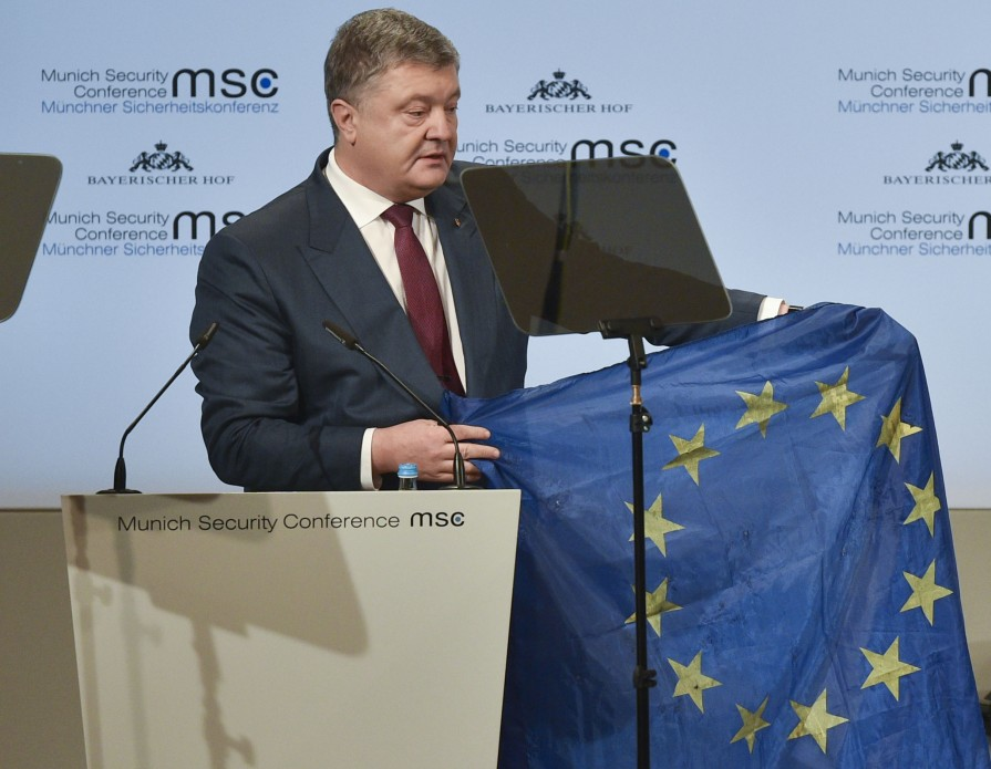 украина, порошенко, мюнхенская конференция, агрессия, русский мир, россия, абхазия, война на донбассе