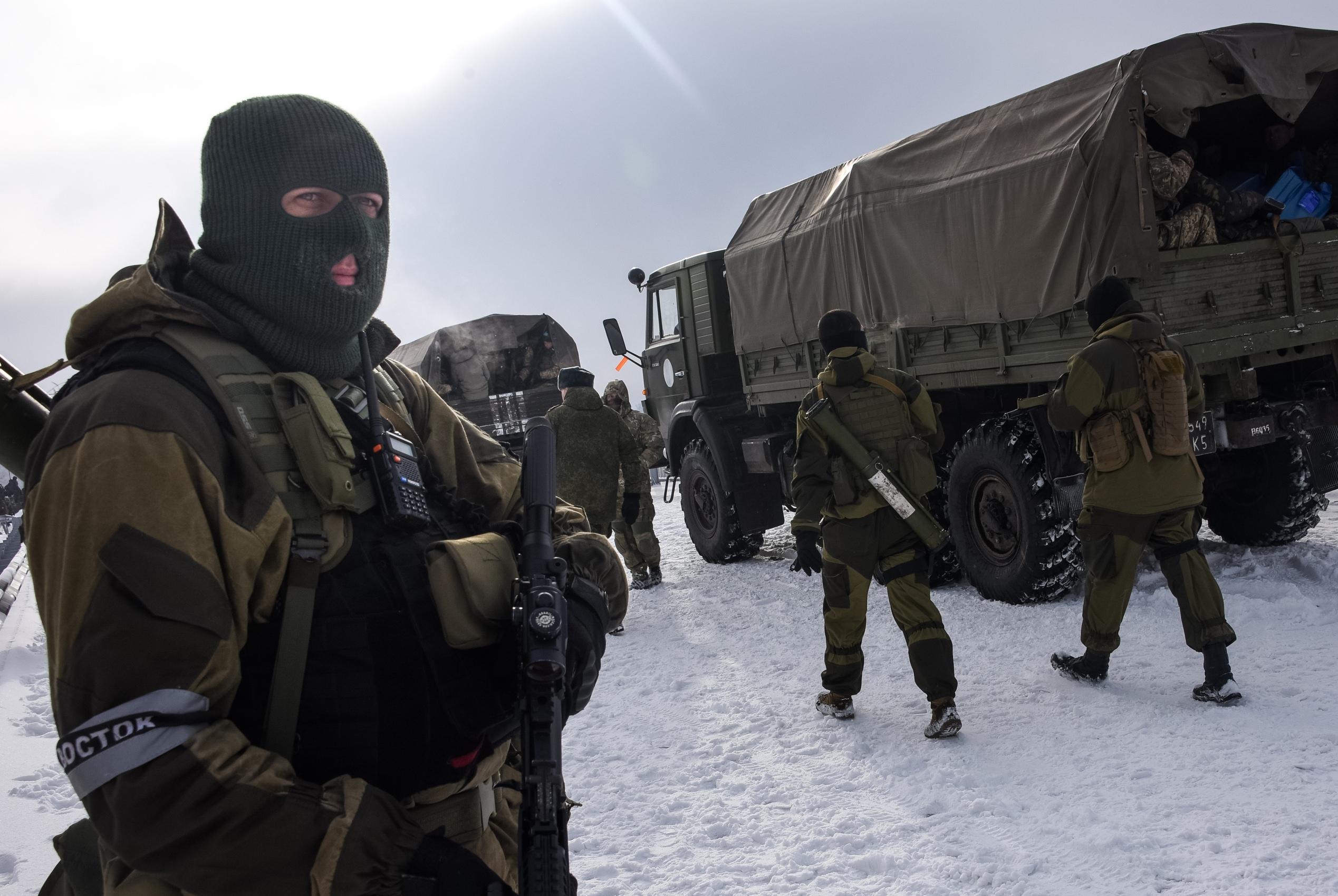 Оккупанты РФ накалили ситуацию в семи районах Донбасса огнем 122-мм артиллерии и ПТРК - подробности боев