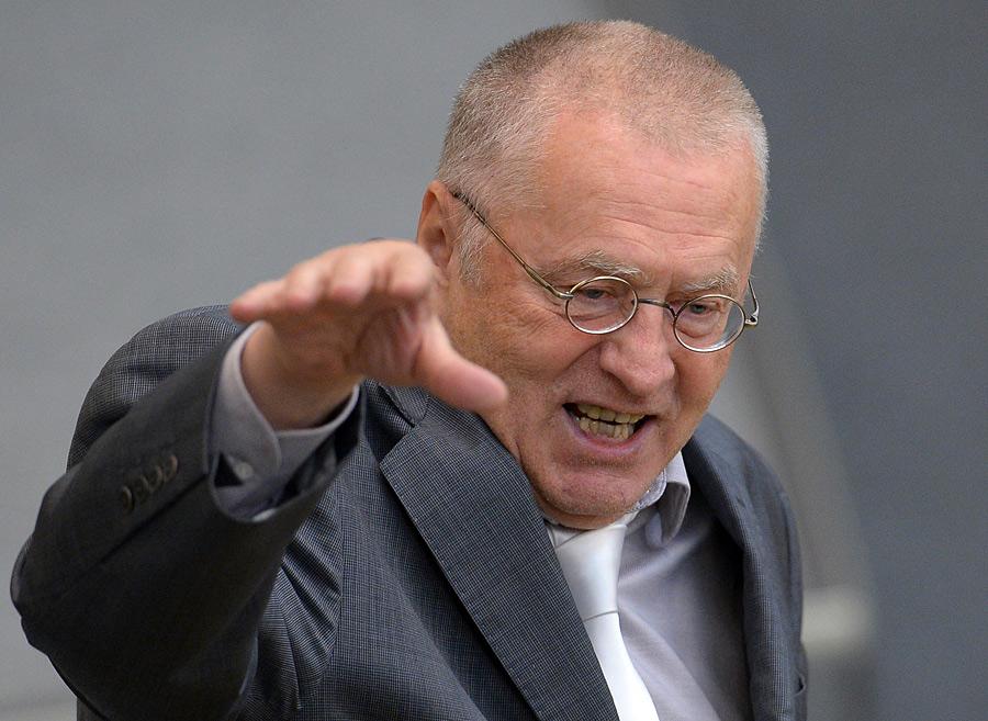 Владимир Жириновский готов занять должность председателя парламента Севастополя