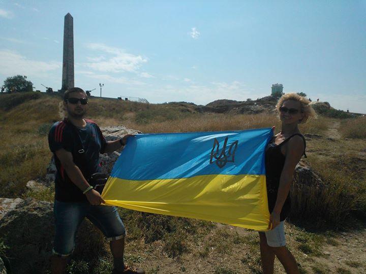 крым, туризм, провал, горный,  проукраинские настроения, скандал