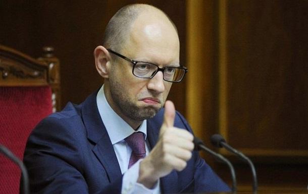 Яценюк пообещал увеличить соцстандарты с мая: повышенная зарплата и пенсия безотлагательно дойдут до каждого украинца