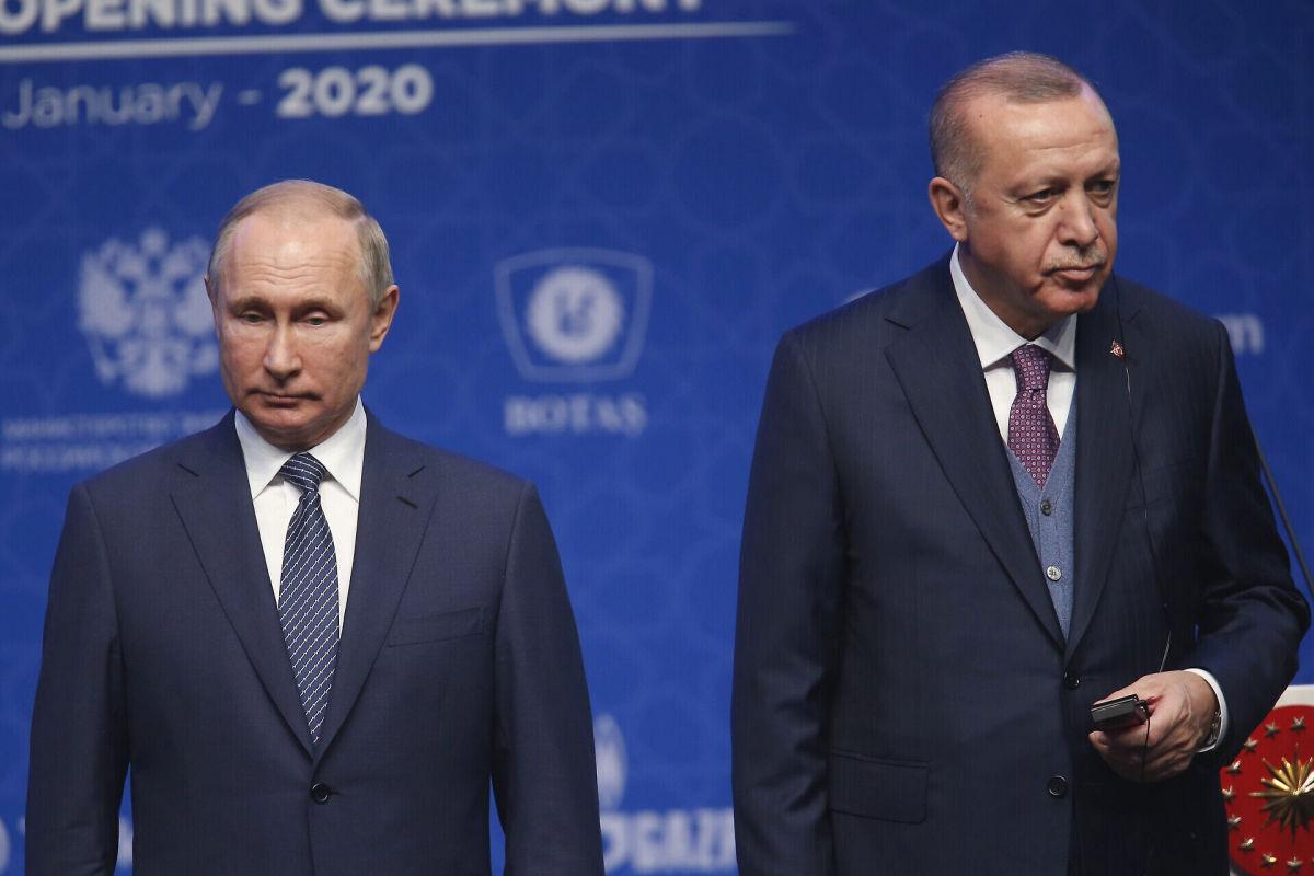 """Эрдоган перечеркнул """"красные линии"""" Путина"""