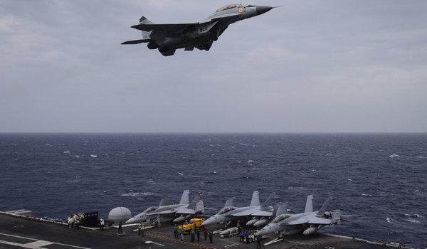 """""""Буквально каждая посадка МиГ-29К жесткая"""", - ВМС Индии потрясены никудышным качеством партии истребителей, купленных у России"""