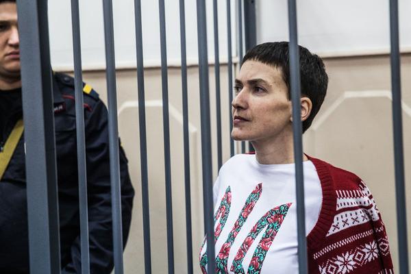 Как выглядит Надежда Савченко на 60 день голодовки