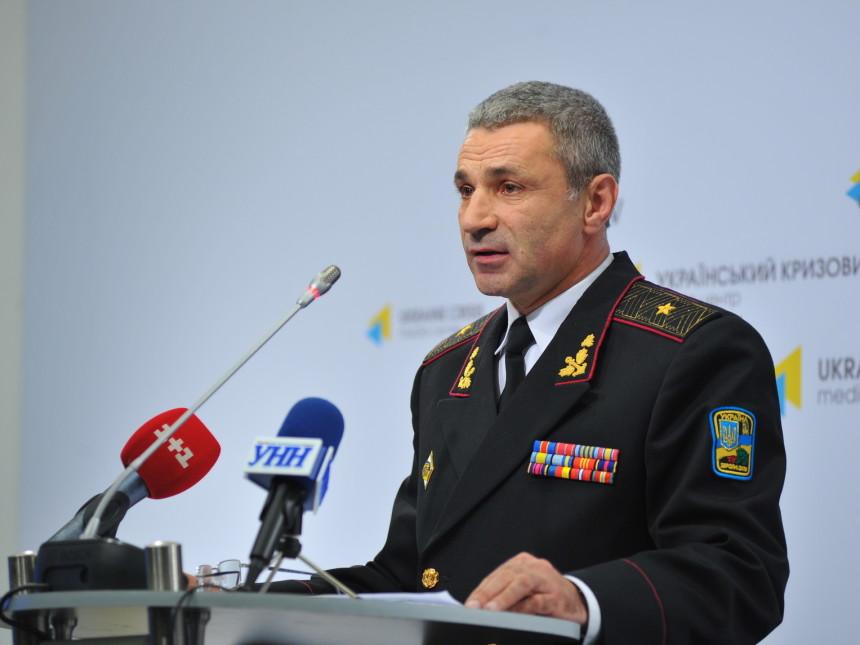 Следующим командующим ВМС Украины может стать ветеран АТО, который предлагал расстрелять парламент Крыма – Петр Шуклинов