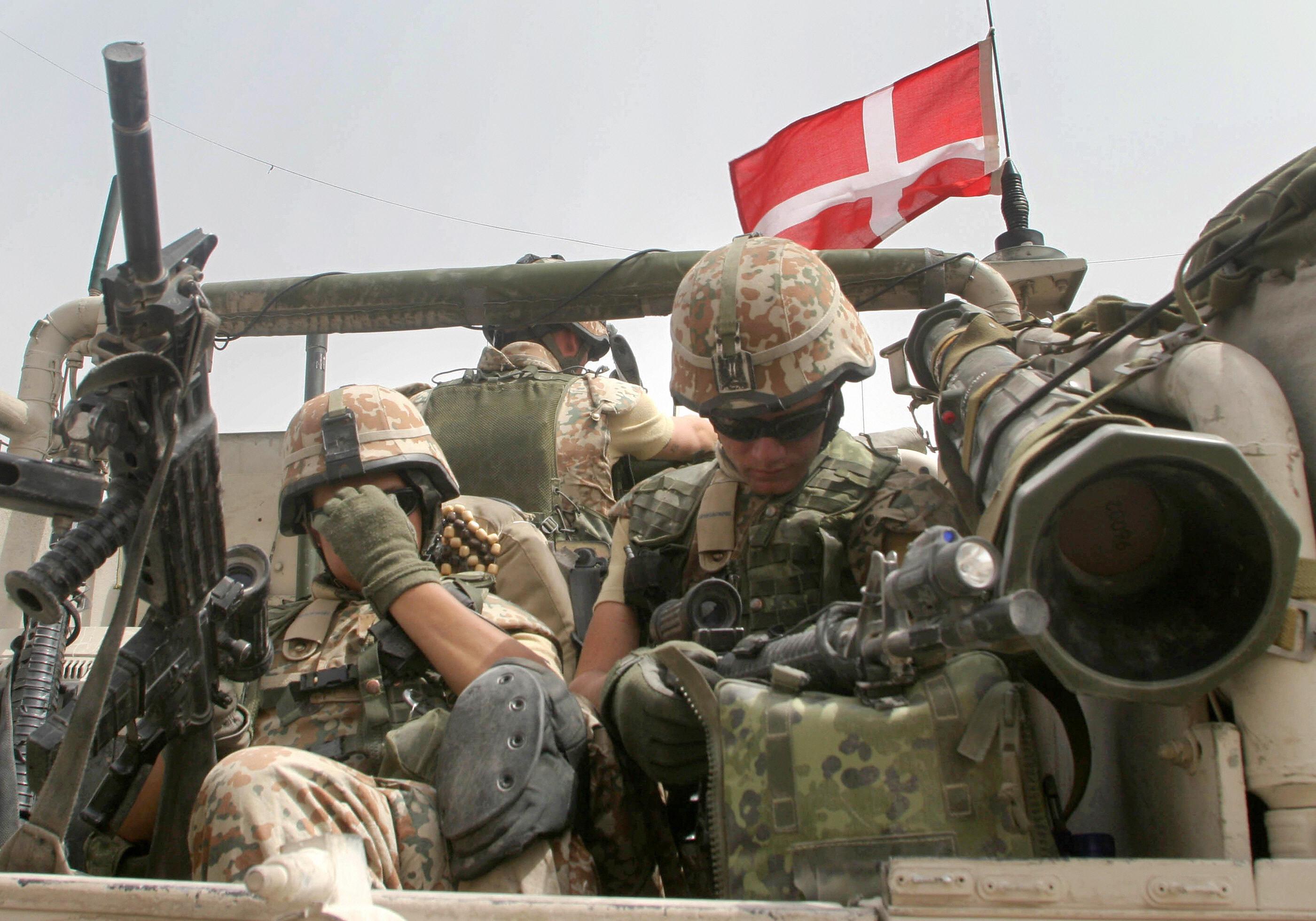 ЕС против пропаганды РФ: датские солдаты НАТО пройдут обучение, как бороться с российской дезинформацией