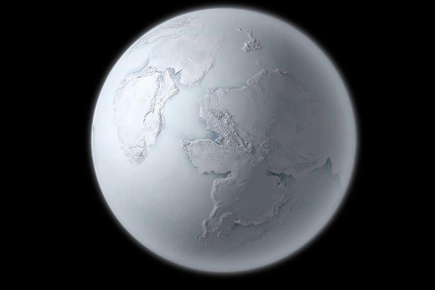 зведа смерти, конец света, Мир на пороге ледяного Апокалипсиса, Глаз Нибиру, нибиру, страшное, апокалипсис, космос, земля, катаклизмы, зведа смерти, конец света,