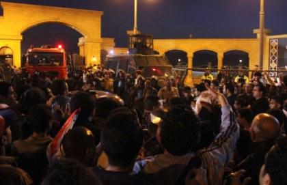 Беспорядки на стадионе в Каире привели к гибели 19 человек