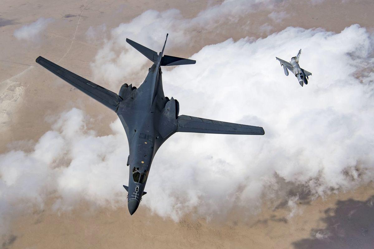 СМИ: Ракетоносцы США B-1B Lancer имитировали удары по объектам в Калининграде, Кремлю послан сигнал