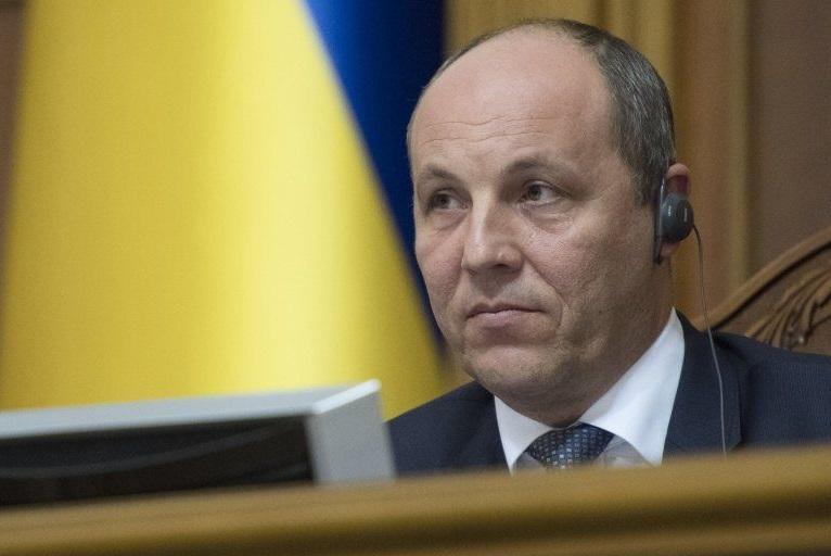 """Парубий внес законопроект по изменению внешней стратегии Украины: """"НАТО - это сила, что может прекратить агрессивную путинскую Россию. Украина будет членом НАТО!"""""""