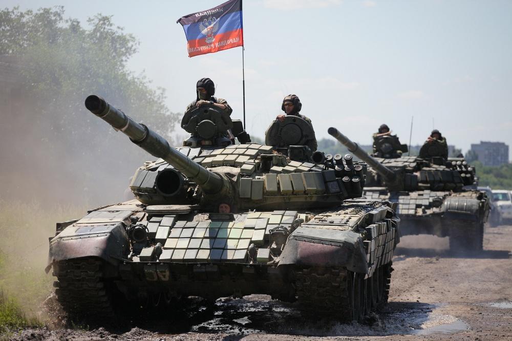 Боевики открыли по Авдеевке огонь из танков