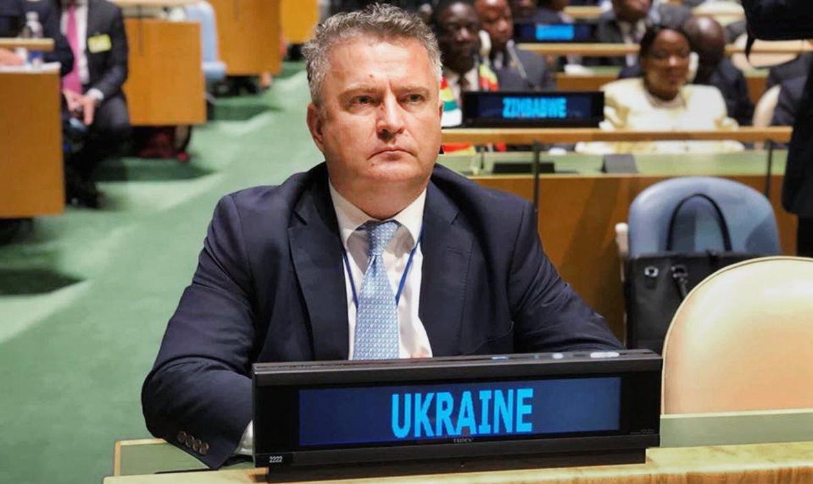 Вопрос о статусе Крыма: постпред Украины при ООН Кислица дал окончательный ответ