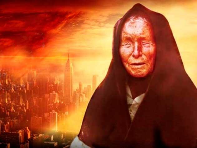 ванга, ясновидящая, конец света, предсказания, новости науки, пророчество, третья мировая война