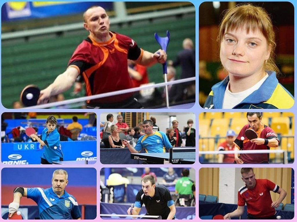 """Украинские паралимпийцы гарантировали 4 награды в пинг-понге, а наш дзюдоист выиграл """"бронзу"""", поборов россиянина"""