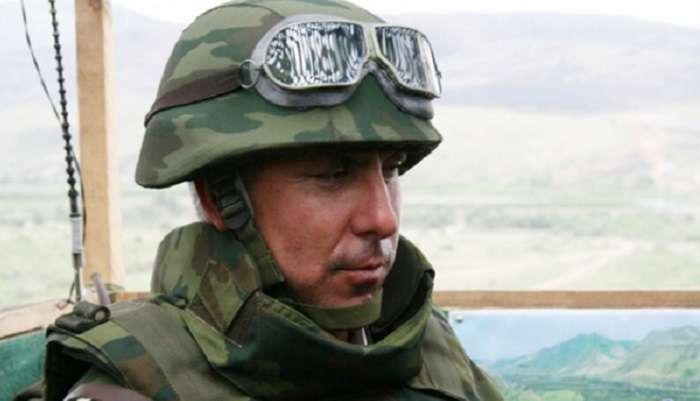 Российский генерал-наблюдатель Рустам Мурадов побоялся подходить к жутким останкам ДРГ из России
