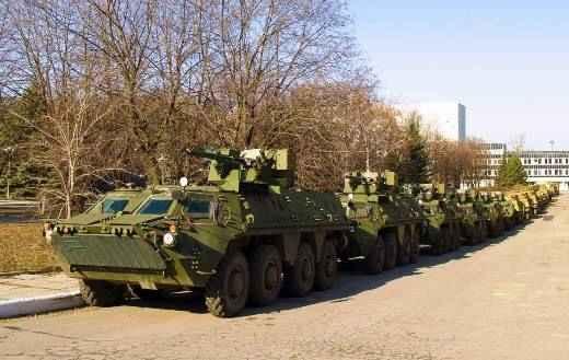 Британия поможет Украине в укреплении обороноспособности