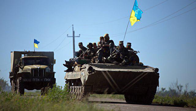 """Территории, контролируемой """"ЛНР"""", все меньше: ВСУ продвинулись под Желобком – важные подробности"""