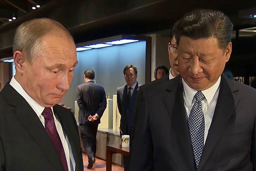 путин, россия, китай, сша, алексашенко, война