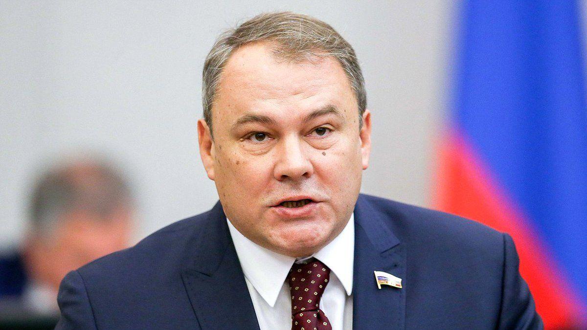 Вице-спикер российской Думы призвал Украину войти в состав России