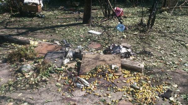 Из-за обстрелов в Горловке погиб 1 человек, еще 4 ранено
