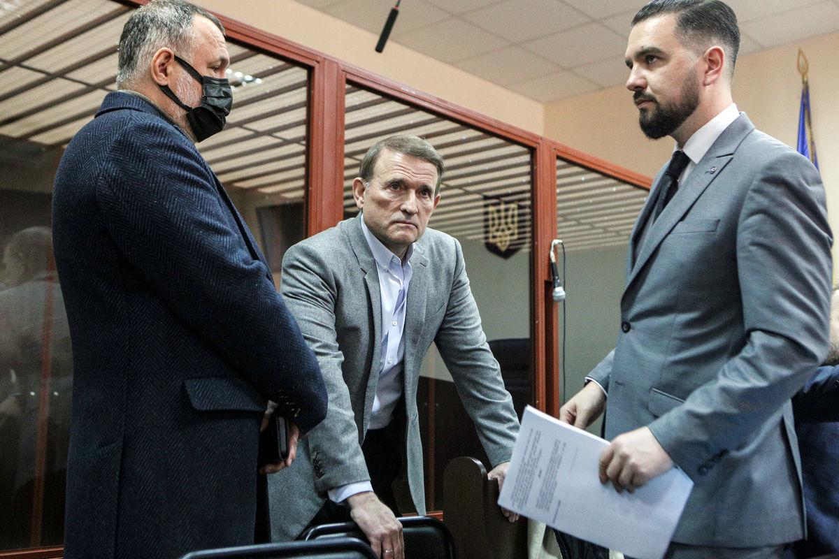 Медведчук остается лишь под круглосуточным домашним арестом по новому делу