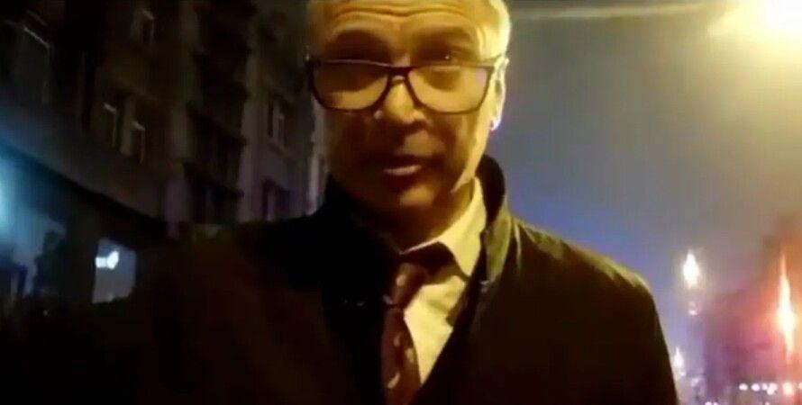 Пьяный замминистра Немилостивый за рулем машины пойман в Киеве, напал на полицейских: после появления видео Шмыгаль уволил его