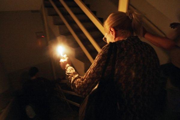 Донецк остался без света